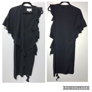 Maison Margiela- asymmetric dress
